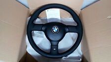 BMW M3 E30 M tech Technik2  Steering Wheel Leather Lenkrad OEM KBA 70121 New