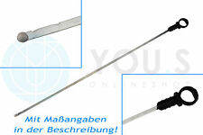 Oil Dipstick Rod Peugeot 206 306 Partner Citroen C15 Berlingo Xsara 1.9 D