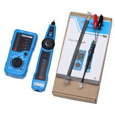 BSIDE FWT11 Emitter & Receiver Handheld RJ45 RJ11 Cable Tester Wire line Tracker