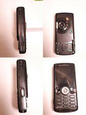 Sony Ericsson Sony Ericcson Walkman W810i - Satin black Cellular for parts