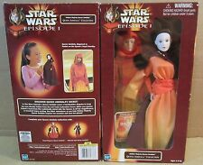 Star Wars Hidden Majesty Queen Amidala Barbie Action Figure Doll Disguised Padme