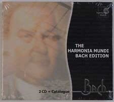 THE HARMONIA MUNDI BACH EDITION: Sampler Import SEALED CD 1999 Germany