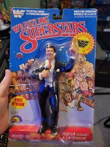WWF LJN CUSTOM Vince McMahon MOC