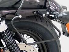 NEW Fehling Black Saddlebag Supports For Harley-Davidson XL 2004 & Later 7232
