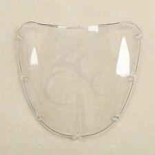 NEW Clear Double Bubble Windshield Windscreen For Honda CBR900RR CBR954RR 02-03