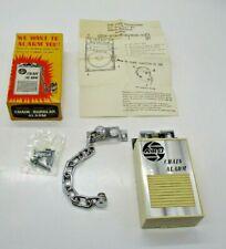 Vintage ARO Chain Burglar Alarm Tested and Working
