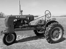 B.F Avery A Operations & Parts Manuals for Tractor Operations Repair & Service