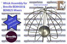 Breville BEM430 BEM825 Mixer Whisk BEM825BAL/06 - NEW - GENUINE - IN STOCK