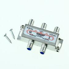 Schwaiger Satelital Distribuidor 4x 5-2250 MHz PLATA vtf7844 switch