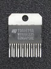 SGS-THOMSON TDA1675A Vertical Deflection Circuit