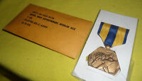 U.S.NAVY EXPEDITIONARY SERVICE MEDAL RIBBON AWARD REGULAR SIZE 1982 ISSUE PACK