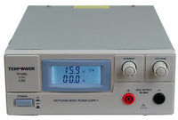 TekPower TP1540E DC Adjustable Switching Power Supply 15V 40A Digital Display