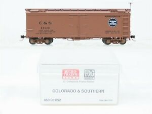 HOn3 Scale Micro-Trains MTL 85000052 C&S Colorado & Southern 30' Reefer #1119