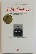 Youth scenes from a provincial life pb vgc 2003/5 J M Coetzee True Story Book