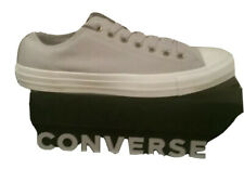 CONVERSE CHUCK TAYLOR ALL STAR OX UNISEXTRAINER SHOES 161170C PALE GREY SIZEUK10