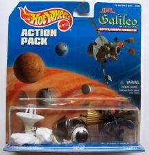 Hot Wheels Galileo Jupiter Mission Action Pack JPL Orbiter Probe Deep Space Dish