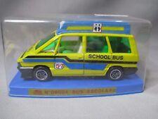 AH789 GUISVAL 1/43 SCHOOL BUS ESCOLAR Ref 09004 IN BOX