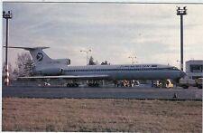 TURKMENISTAN      -    Tupolev TU-154B-2  at Poprad in 1992