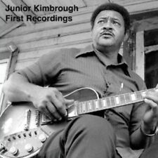 "Junior Kimbrough : First Recordings Vinyl 12"" EP (2009) ***NEW*** Amazing Value"