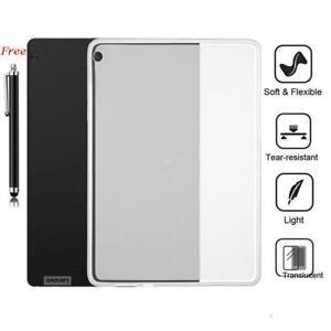 Soft TPU Silicone Case Slim Matte Cover For Lenovo E7 E8 E10 M10 P10 M7 M8 M10+