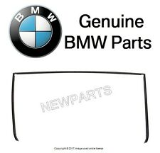 For BMW E36 3-Series M3 Rear Upper Windshield Moulding Trim Seal Genuine