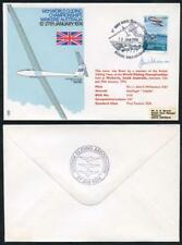 C28a 14th World Gliding Championships Signed by British Team Member (A)