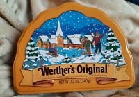 Vintage Collectible- Winter - Werthers Original Limited Edition 1999 Tin STORAGE
