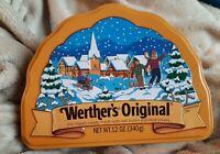 Vintage Collectible- Winter - Werthers Original Limited Edition 1999 Tin STORAGE