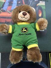 """NEW John Deere 12"""" Build-A-Bear Cub LP67236 Teddy Bear"""