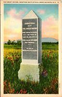 Bemis Heights NY Saratoga Battlefield Great Ravine Postcard used (12911)