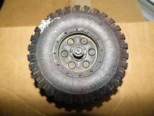 "Vintage Eldon Tire - 4"" in diameter - Parts or Restoration"