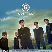 DAY6 Vol. 1 - SUNRISE [+silicon bracelet][+kpop postcard] [Audio CD] DAY6