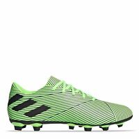 adidas Mens Nemeziz 19.4 Fxg Football Boots Firm Ground Lace Up Padded Ankle