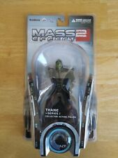 MASS EFFECT 2 DC UNLIMITED ACTION FIGURE THANE NEW FACTORY-SEALED PACKAGE