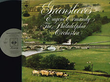 Greensleeves VINYL LP EUGENE ORMANDY Philadelphia Orchestra CBS UK 30062 @Exclt@