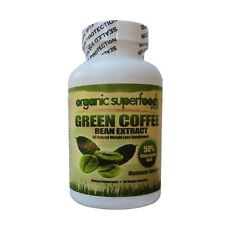 Dietary Supplement - Green Coffee Bean Extract Capsules