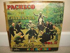 Pacheco y Su Charanga Vol. 2 - Rare Original Press LP in Good Conditions L1