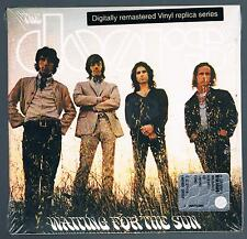 THE DOORS WAITING FOR THE SUN VINYL REPLICA CD F.C. SIGILLATO!!!