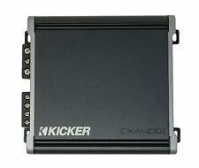 Kicker Cxa4001, Cx Series Mono Class D Car Subwoofer Amplifier, 400W (46Cxa4001)