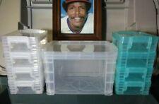 Baseball Card Toploader Storage Vault Combo (8 Sleeve Vaults) 1 Toploader Vaults