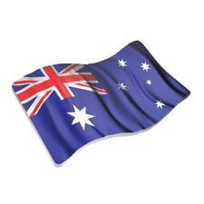 Niue 2 Dollar Australian Waving Flag - Münze in Flaggenform 2018 1 Oz Silber PL