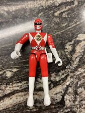 "1993 Mighty Morphin Power Rangers Flip Head Jason Red Ranger 5"" Figure"