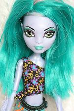 Monster High Create a Monster Meeresungeheuer Seamonster