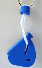 Segelboot Schlüsselanhänger Anhänger schwimmend  Boot  Wassersport Schwimmbad
