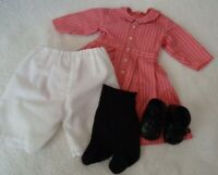 PLEASANT COMPANY Addy's ORIGINAL MEET OUTFIT complete American Girl