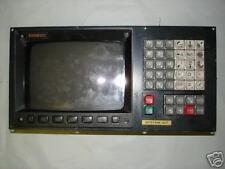 FANUC MDI/CRT PANEL W/KEYPAD A20B-1001-0090