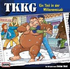 TKKG hörbücher CD Format