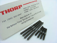 Vintage THORP Dirt Burners 4880 Kyosho USA1 8pc Adjustable Tie Rods Turnbuckles