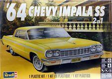 Revell 1/25 64 Chevelle Impala SS 2n1 Rmx854487