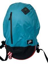 New Vintage NIKE Sportswear NSW Sprint Pack BACKPACK Rucksack Bag Turquoise Blue